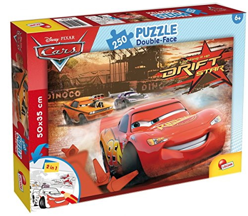 PUZZLE 250PZ 50X35 CARS DRIFT 48106
