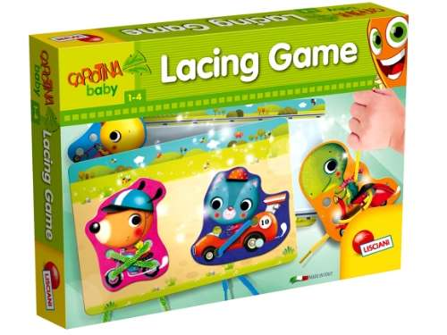 CAROTINA BABY LACING GAME LSN