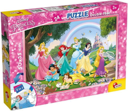 PUZZLE 24PZ 50X35 PRINCESS ARCOBAL.73993
