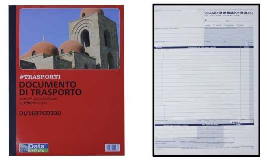 DOCUMENTO DI TRASP.3COP. A4 DU1687CD330