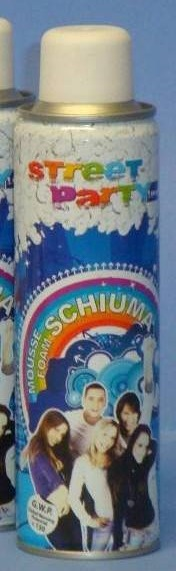SCHIUMA SPRAY 250 ML SO46245