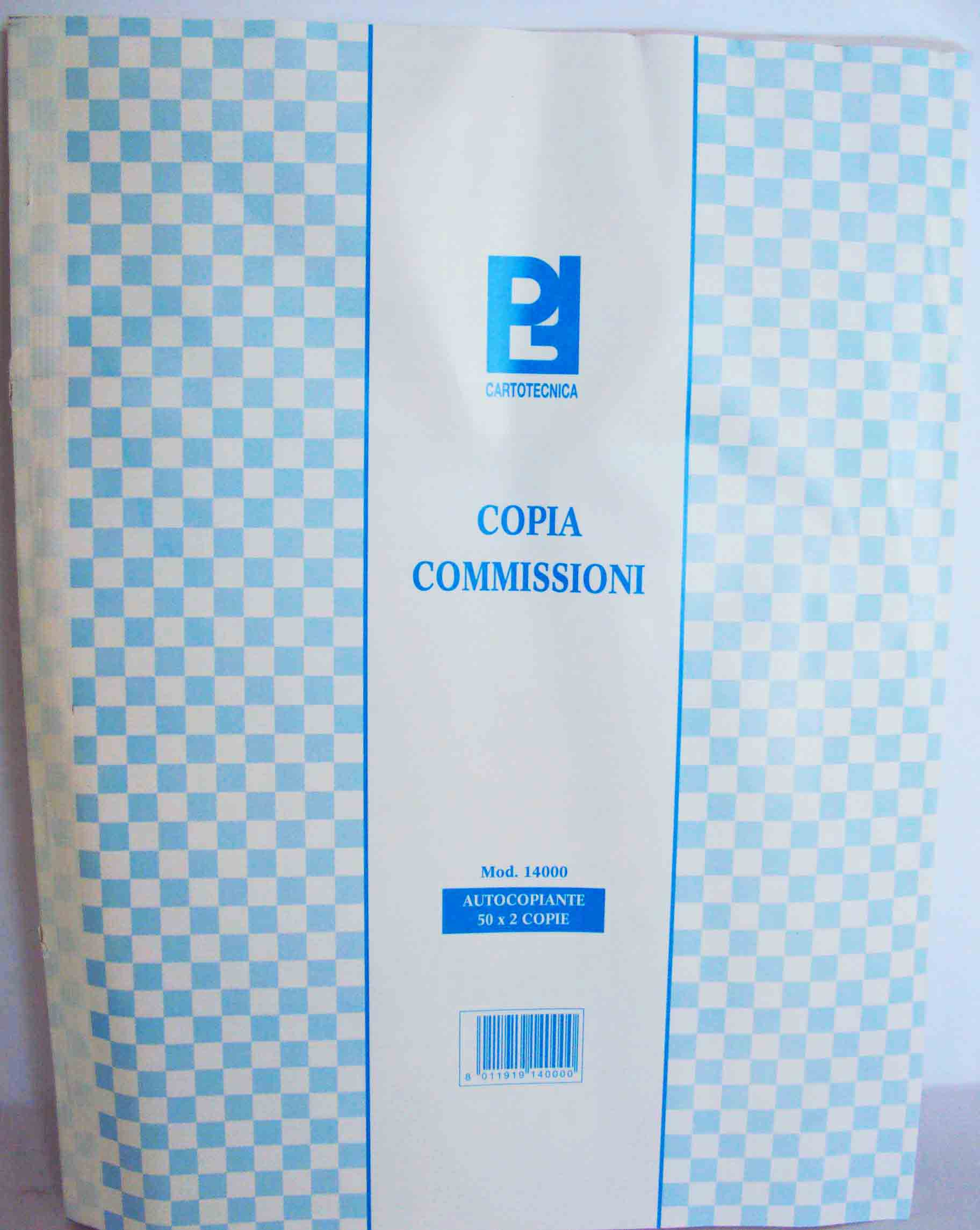 COPIE COMMISSIONI 2COPIE A4 14000