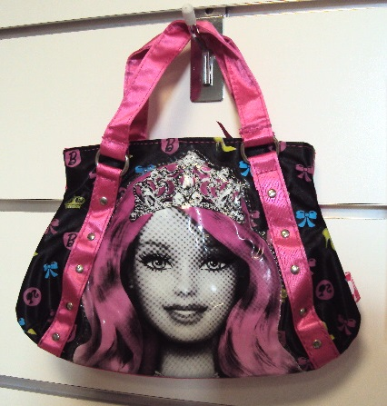 BORSA BARBIE FASHION PRINCES 25X18 78013
