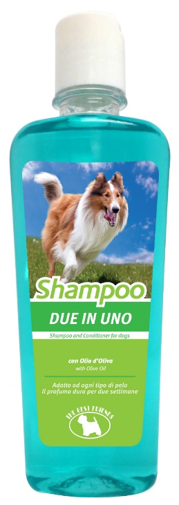 SHAMPOO BEST FRIENDS CANI 2in1 300ML CSP