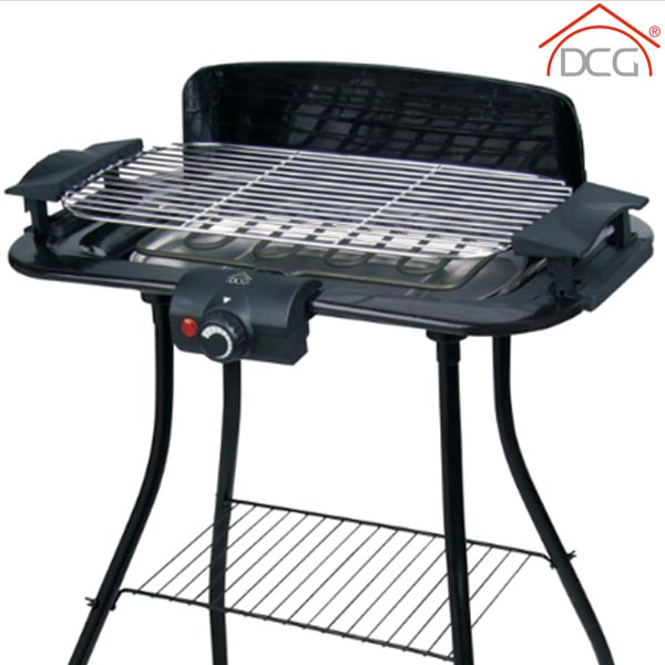 BARBECUE C/STAND 2000W 59X39X11 DCG